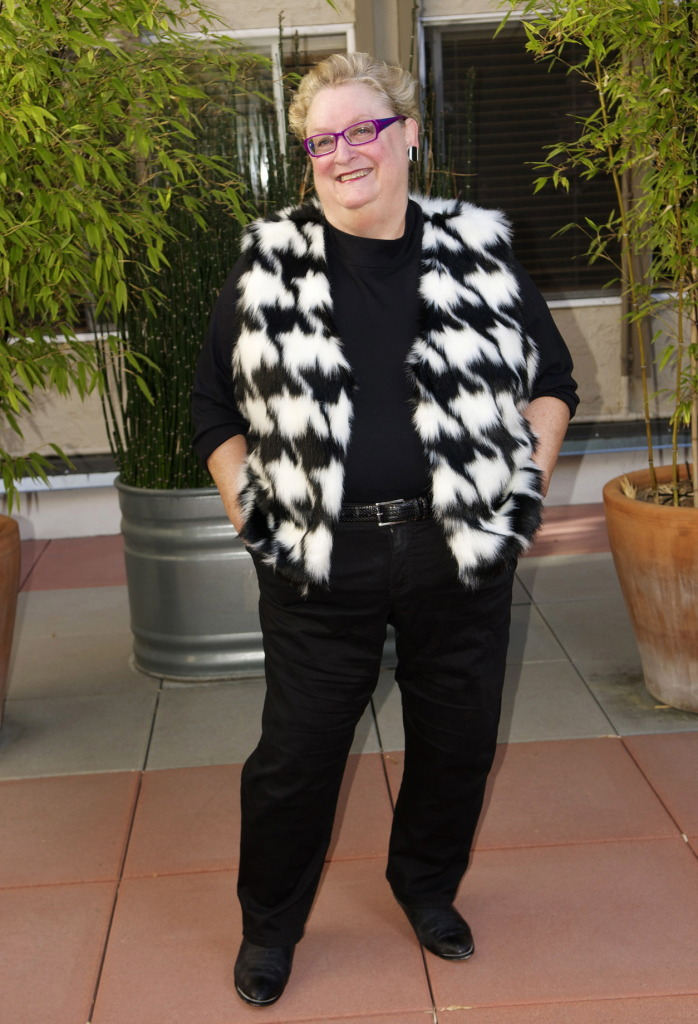 Michael Kors Houndstooth Vest Size 3X